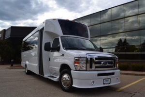 22-24 Passenger Party Bus