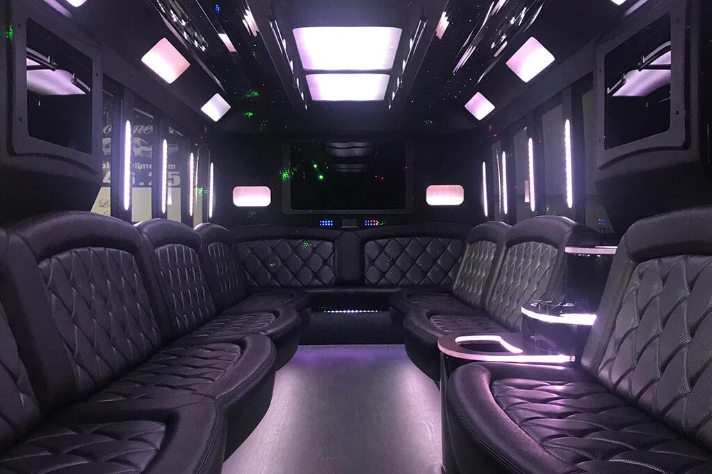40 Passenger Coach Party Bus