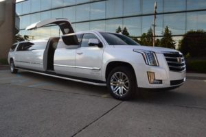 Jet Door Escalade Limo